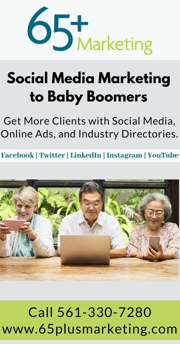 Baby Boomer Marketing