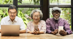 Baby Boomers on Facebook & YouTube